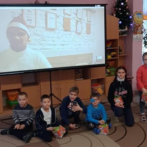 ЭтикетСервис организовал онлайн-утренник для малышей из центра реабилитации